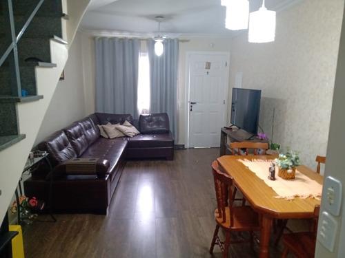 Horto Do Ype Sobrado 81 M² 3 Dormitórios 2 Vagas - Ca00051 - 68513429