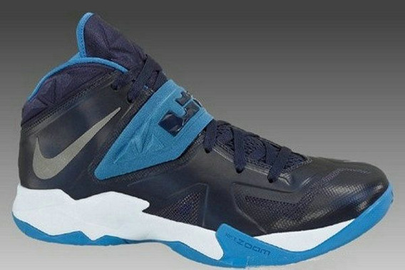 Nike Zoom Lebron Soldier 7 Basquetbol Hombre Mayma Sneakers