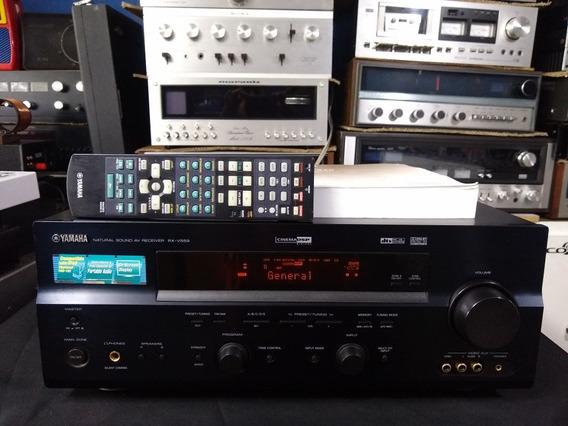 Receiver Yamaha Rx-v559 Home Dsp Ñ Marantz Sony Harman Onkyo