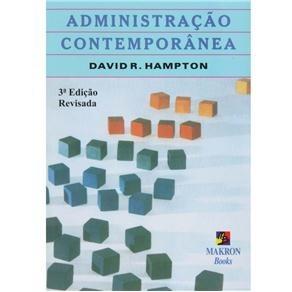 Livro Administração Contemporânea - 3ª Edição