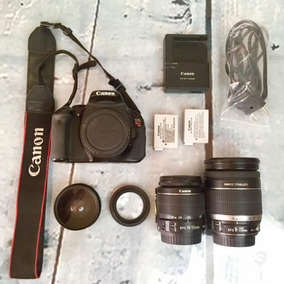 Kit Câmera Canon T3i Usada