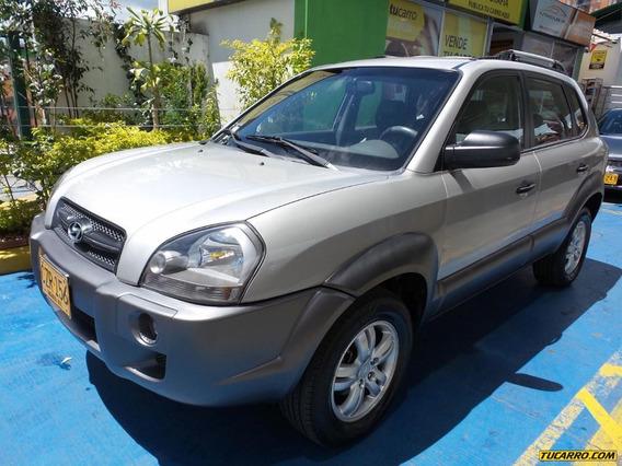 Hyundai Tucson 2.0cc 4x4