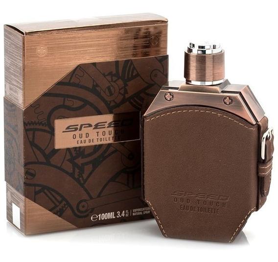 Perfume Emper Vivarea Speed Oud Touch 100ml - Masc. Original