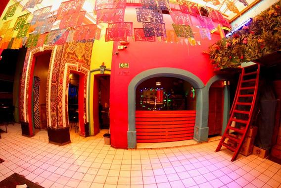 Traspaso Bar (sonidero) Cerca Centro Gdl