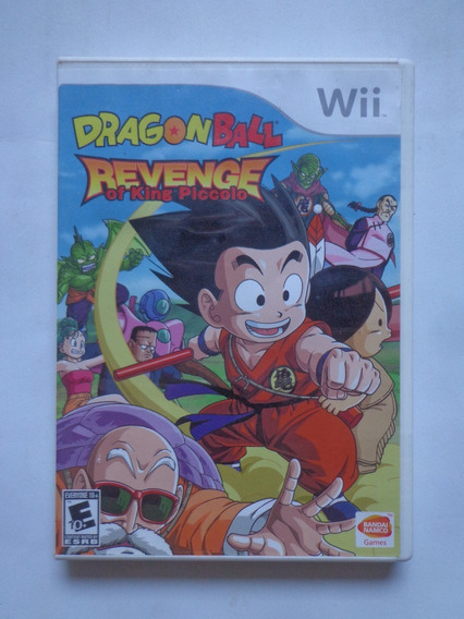 Dragon Ball: Revenge Of King Piccolo ( Wii )
