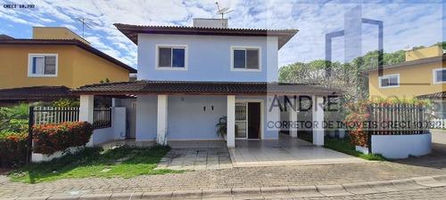 Imagem 1 de 15 de Casa Em Condomínio Para Venda Em Salvador, Piatã, 4 Dormitórios, 2 Suítes, 4 Banheiros, 2 Vagas - Am466_2-1184875