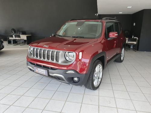 Imagem 1 de 9 de Jeep Renegade Limited 1.8 Flex Aut.