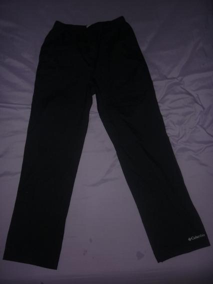 L Pantalon Columbia Lluvia Omni Tech Talle L Chicos Art 4486