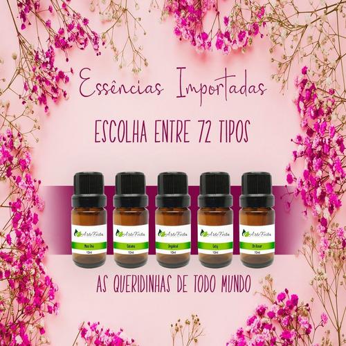 Essências Importadas P/ Fazer Perfume- Diversas Fragrâncias