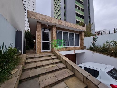 Imagem 1 de 26 de Casa Térrea No Bairro Alto Da Lapa, 3 Dorm, 1 Suíte, 10 Vagas, 220 M, 370 M - 1586