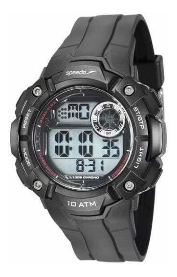 Relógio Speedo Digital Masculino Ref 80640g0evnp1 Promoção