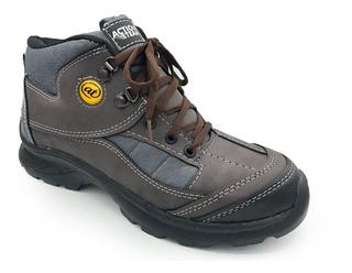 Bota Borcego Hombre Trekking Trabajo Seguridad 39/45!