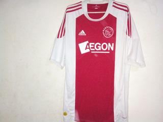 Camisa Ajax Holanda adidas