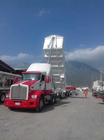 Gondola Volteo 30 Mts Cubicos Ent Inmediata 3 Ejes