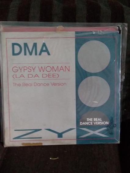 Disco Vinil Gypsy Woman (la Da Dee) (the Real Dance Version)