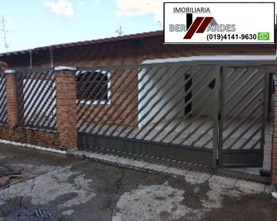 Casa Para Venda Vila Lunardi, Campinas - Ca00048 - 4457927