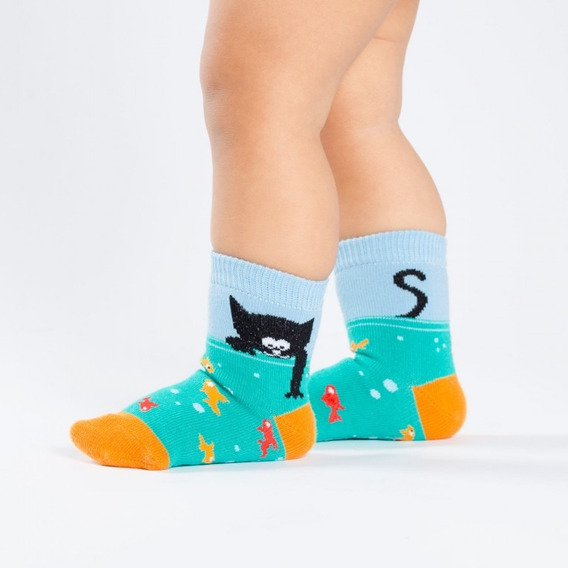 Calcetines Divertidos Calcetas Niño Bebes Sock It To Me