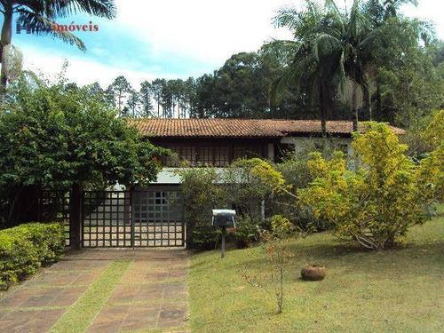 Casa Com 4 Dormitórios, 401 M² - Venda Por R$ 2.100.000,00 Ou Aluguel Por R$ 7.000,00/mês - Morada Das Nuvens - Itapevi/sp - Ca0170