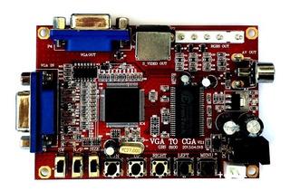 Conversor Vga A Cga Original Gbs8100 / 3g Electronics Ltda.