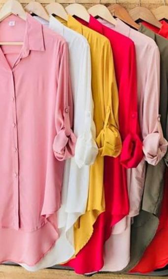 Camisas Largas Todos Los Talles