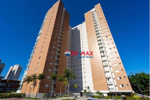 Imagem 1 de 30 de Apartamento Com 3 Dormitórios À Venda, 99 M² Por R$ 750.000,00 - Balneário Cidade Atlântica - Guarujá/sp - Ap2901