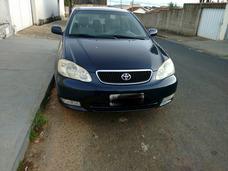 Toyota Corolla Seg 1.8 16 Vv 2004 Aut. Azul Escuro