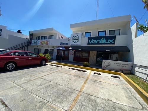 Edificio Comercial - Fraccionamiento Monte Alban
