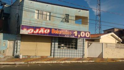 Salão Comercial Com Casa À Venda - Centro - Salto De Pirapora/sp - Sl0411