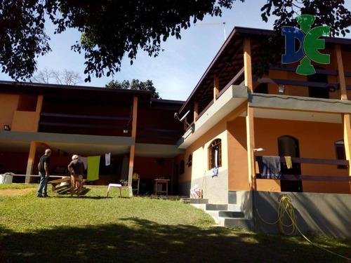 Chácara Com 4 Dormitórios À Venda, 1000 M² Por R$ 430.000 - Veraneio Ijal - Jacareí/sp - Ch0032