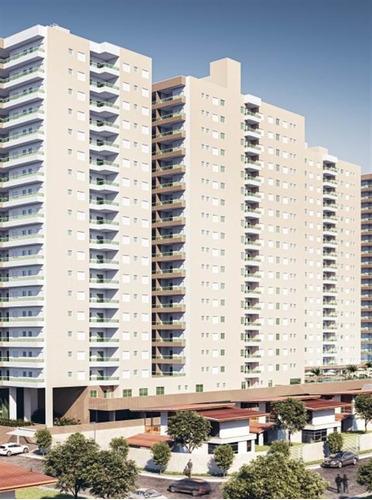 Apartamento, 2 Dorms Com 83.23 M² - Forte - Praia Grande - Ref.: Ctm492 - Ctm492