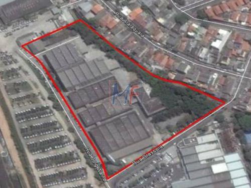 Imagem 1 de 18 de Ref 3886  Excelente Galpão  Em São Bernardo Do Campo, Com 3320 M² A.c. Em 2 Andares, Com Elevador De Carga, Estacionamento. - 3886
