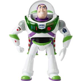 Toy Story 4 Boneco Buzz Lightyear Com Som E Luz Ggh39 Mattel