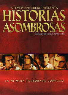 Historias Asombrosas Primera Temporada 1 Serie Dvd