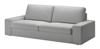 Sofa Tipo Butaca Doble Moderno