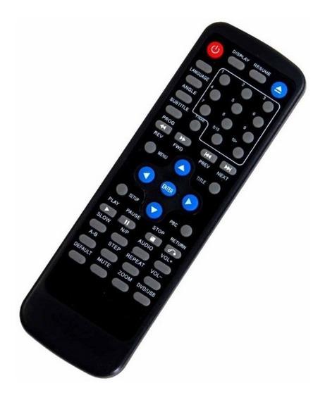 Controle Remoto Para Dvd Cce Dvd-540usx Dvd-560usx