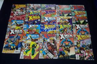 Lote De Comics X-men Adventures De Los 90