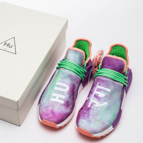 Tênis adidas Trail Holi Nmd Hu X Pw Lançamento