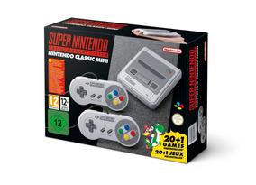 Snes Classic Edition Super Nintendo Mini Europeu Super Nes