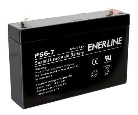 Bateria Pila 12v 4ah 12v 7ah Ups Alarmas Cerco