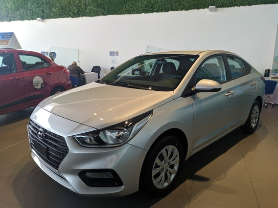 Hyundai Accent 1.6 Sedan Gl Mt 2020 Nuevo!!! Financiamiento!