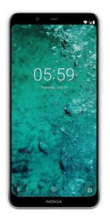 Nokia 5.1 Plus Dual SIM 32 GB Blanco brillante 3 GB RAM