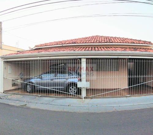 Casa Venda Vila Pinheiro-com 3 Dormitórios-próximo Major Matheus - Ca0372