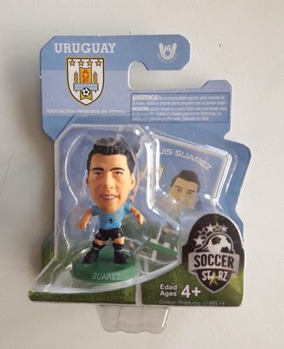 Muñeco Mini Jugador Selección Uruguay Leer Descripción