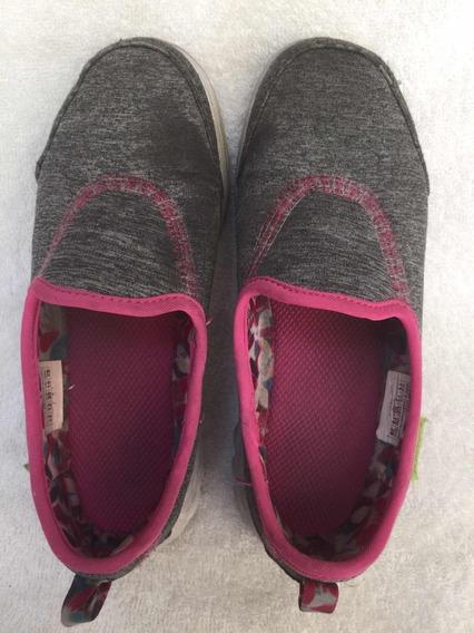 Zapatos Niña Marca Skechers Talla 30
