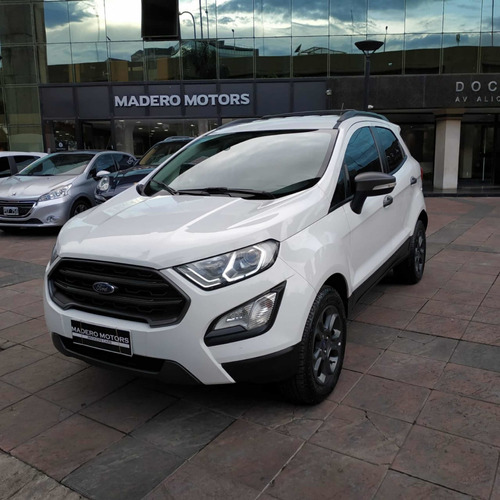 Ford Ecosport 2.0 Gdi Freestyle 170cv 4x4 Madero Motors 2018