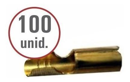 100 Terminais Para Resistência De Chuveiro Elétrico Zagonel