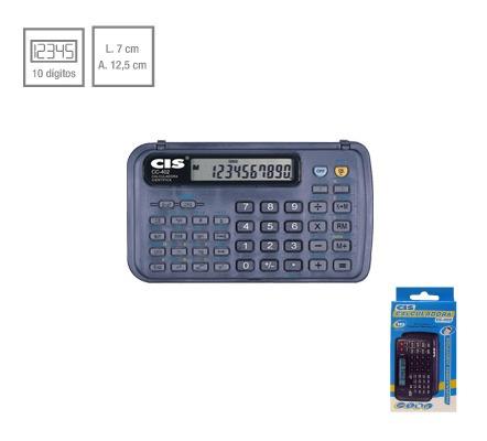 Calculadora Cientifica Cis Cc - 402 10 Digitos