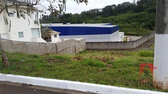 Terreno À Venda, 600 M² Por R$ 280.000 - Condomínio Residencial Colinas De São Francisco - Bragança Paulista/sp - Te0842