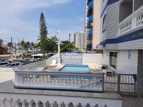 Apartamento Com 2 Dorms, Tupi, Praia Grande - R$ 325 Mil, Cod: Cla63605 - Vcla63605