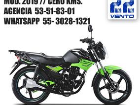 Vento Proton 150cc 2019 Nueva 0kms Placas Y Casco Gratis